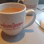 Big cups of coffee