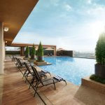 Sunway Clio Swimming Pool View