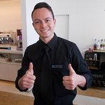 Sebastian, the best barman of the world