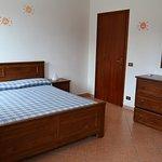 Camera da letto Villa Patrizia