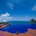 Luxurious island hideaway