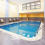 Indoor Swimming Pool w/ Patio