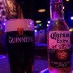 8 for guinness, and 6.5 for corona