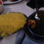 Rice & Bombay Potato
