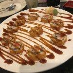 Titan roll and menu