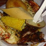 lobster and ribs