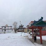 Ivolginsk Datsan (Buddhist Monastery) Foto
