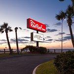 Foto de Red Roof Inn Galveston - Beachfront/Convention Center