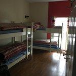 Nette kamer met Propere Douche en mooi uitzicht