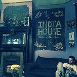 Photo de India House Hostel