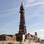 Famous Blackpool Tower