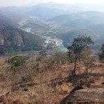 fantastic views into Umgeni valley