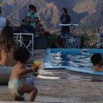Parador La Sandia- Potrerillos