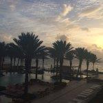 Sunrise off my balcony