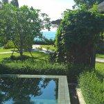 chambre avec piscine privée