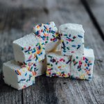Birthday Cake Gourmet Marshmallows