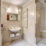 bagno di camera matrimoniale superior due letti