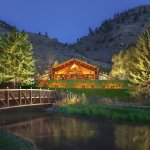 Creekside Bar Tent