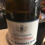 Le vin de midi. Un Saint Jo de chez Jaboulet Ainé