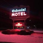 Colonial Motel Foto