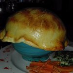 Lamb & Mint Pot Pie