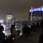 Rooftop bar/lounge!