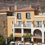 Les chambres côté spa et soleil, idéales avec balcon.