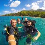 Best dive crew!