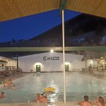 Chico Hot Springs Resort Foto