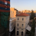 View looking right over Plaka area