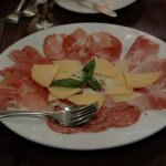 One of our popular antipasto platters.