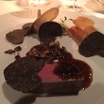Filet of beef and Perigord truffles