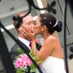 Summer wedding at the B&B in South Fork, Colorado
