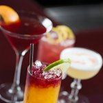 Sapphire Cocktails