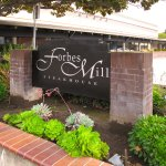 Forbes Mill Steakhouse - Exterior sign