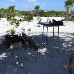 Beach BBQ. What a great spot. Caribean Adventures is a great choice!