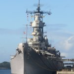 Battleship Missouri Memorial Foto