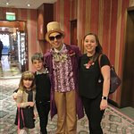 Willy Wonka at the Chesterfield