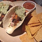 Fish Tacos (Marlin) - Keoki's Paradise, Poipu HI