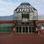 Eingang vom Starlight Express