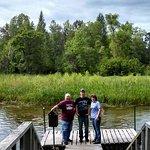 Foto de Rapid River Logging Camp