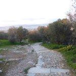 Philopappos Hill Foto