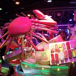 Photo de Robot Restaurant