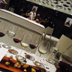 Delicious food, beautiful plating, wine tastings, & wildlife!!!
