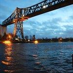 Rendsburg Transporter Bridge (Schwebefaehre)