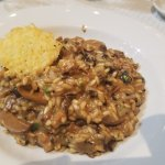 Mushroom Risotto with Chicken...AMAZING!!!