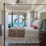 All master bedrooms have king size beds and are all oceanfront with access to screened-in patios