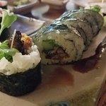 Unagi Eel Roll