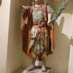 decoración del museo