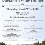 Duckhorn Wine Dinner